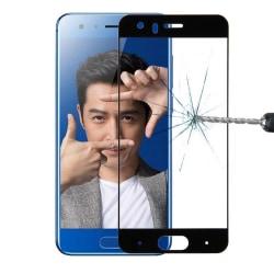 Skärmskydd i härdat Glas Huawei Honor 9 - Svart
