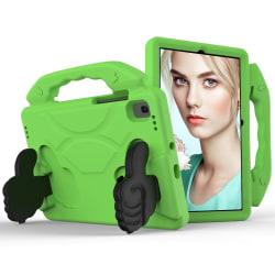 Skyddsfodral med ställ Samsung Galaxy Tab S5e 10.5 T720 Grön