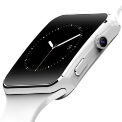 Smartwatch med Kamera Touch Screen Bluetooth iPhone / Android -