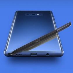 Styluspenna Samsung Galaxy Note9 Svart