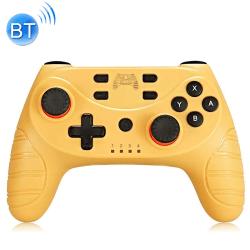 Trådlös handkontroll med Bluetooth till Switch Pro Gul