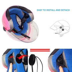 Trådlöst headset till hjälm Bluetooth