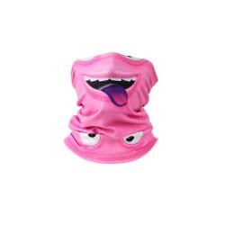 Tubscarf för barn - Rosa
