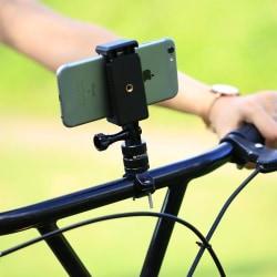 Universal mobilhållare med kamerafäste / GoPro fäste