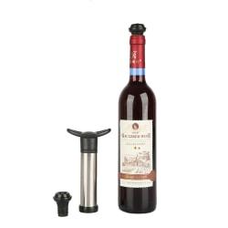 Vakuumpump till vin
