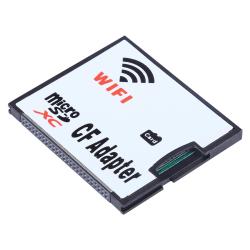 WiFi MicroSD till CF Adapter