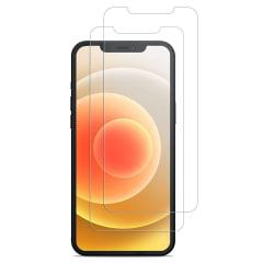 2-PACK - iPhone 12/ 12 Pro Skärmskydd i Härdat glas