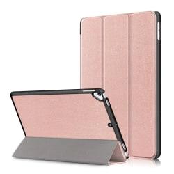 Apple iPad 10.2 (2019/2020) - Tri-Fold Fodral - Roséguld Roséguld