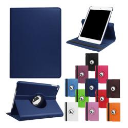 iPad 10.2 (2019/2020) - 360° Rotation Fodral - Välj Färg! Mörk Blå