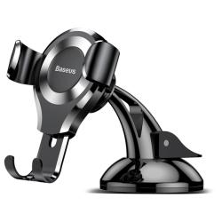 Baseus 360° Mobilhållare för Vindruta/Instrumentbräda