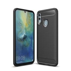 Huawei P Smart (2019) - Brushed TPU Skal - Svart