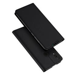 Huawei P Smart (2019) - DUX DUCIS Plånboksfodral - Svart