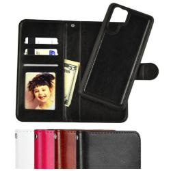 Huawei P30 Pro - Plånboksfodral/Magnet Skal - Välj Färg! Svart