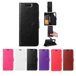 Huawei P30 Pro - Plånboksfodral - Välj Färg! Rosa