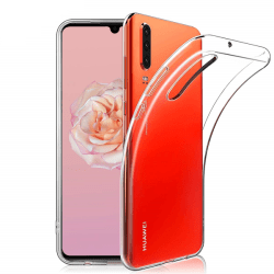 Huawei P30 - Transparent TPU Skal
