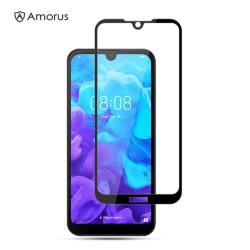 Huawei Y5 (2019) - AMORUS Härdat glas - Heltäckande