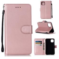 iPhone 11 - Plånboksfodral - Roséguld