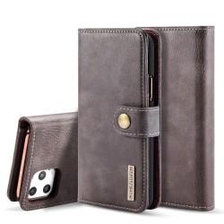 iPhone 11 Pro - DG.MING - Plånboksfodral/Magnet Skal