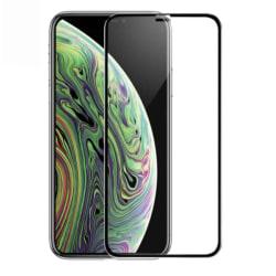 iPhone 11 Pro Max - Härdat Glas 10D Heltäckande Full Fit