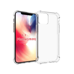 iPhone 12 / 12 Pro - Shockproof Transparent TPU