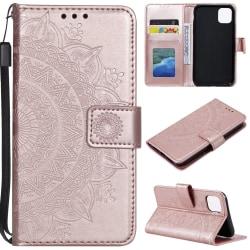iPhone 12 Mini - Mandala Fodral - Roséguld Roséguld