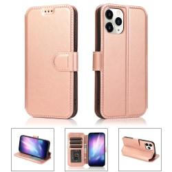 iPhone 12 Mini - Retro Fodral - Roséguld Roséguld