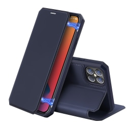 iPhone 12 Pro Max - DUX DUCIS Shockproof Fodral - Blå