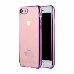iPhone 6/6S - Färgad TPU - Hot Pink