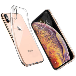 iPhone Xs Max - Transparent TPU