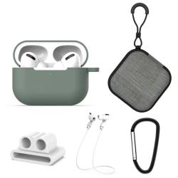 Komplett paket för dina AirPods Pro - Grön