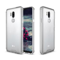 LG G7 ThinQ - Armour Akryl TPU Skal - Transparent