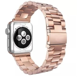 Lyxigt Metallarmband Apple Watch 38/40 mm - Roséguld