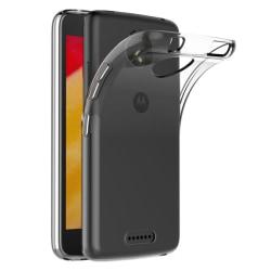 Motorola Moto C - Transparent TPU Skal