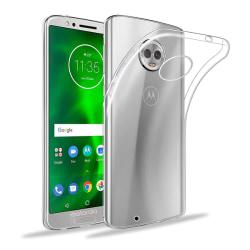 Motorola Moto G6 - Transparent TPU Skal