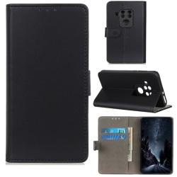 Motorola One Zoom - Plånboksfodral - Svart