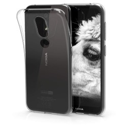 Nokia 4.2 (2019) - Transparent TPU Skal