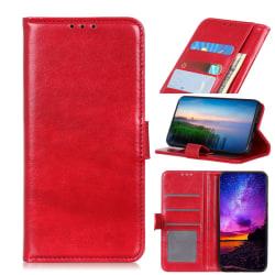 Samsung Galaxy A10 - Plånboksfodral - Röd