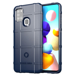 Samsung Galaxy A21s - Robust Skal - Blå