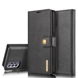 Samsung Galaxy A32 5G - DG.MING 2in1 Magnet Fodral - Svart Black Svart