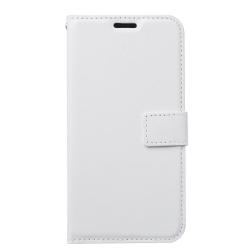 Samsung Galaxy A7 (2018) - Plånboksfodral - Vit