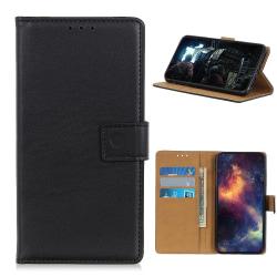 Samsung Galaxy A42 - Plånboksfodral - Svart Black Svart