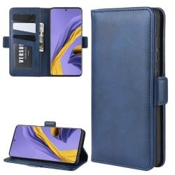 Samsung Galaxy A51 - Plånboksfodral - Blå
