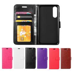 Samsung Galaxy A70 - Plånboksfodral - Välj Färg! Brun