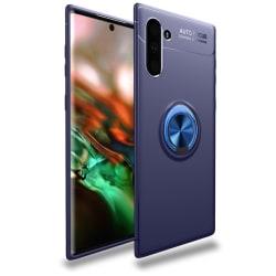 Samsung Galaxy Note 10 - Ring Skal - Blå