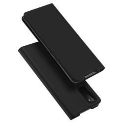 Samsung Galaxy S20 - DUX DUCIS Plånboksfodral - Svart