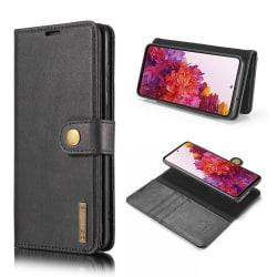 Samsung Galaxy S20 FE - DG.MING 2in1 Magnet Fodral - Svart Black Svart