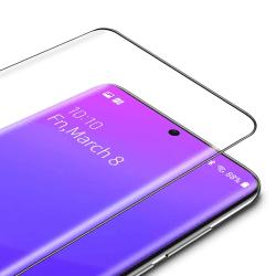 Samsung Galaxy S20 Plus - Härdat glas Heltäckande