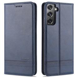 Samsung Galaxy S21 - AZNS Flip Fodral - Blå