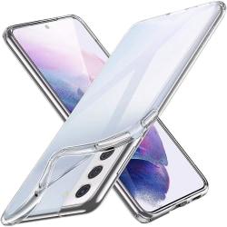 Samsung Galaxy S21 - Transparent TPU Skal