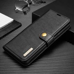Samsung Galaxy S21 Ultra - DG.MING 2in1 Magnet Fodral - Svart Black Svart
